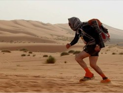 The Marathon Runner Who Got Lost in the Sahara