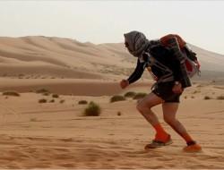 The Marathon Runner Who Got Lost in the Sahara
